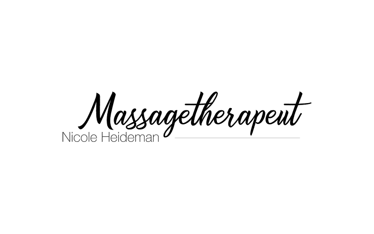 Massagetherapeut Nicole Heideman | SEO & SEA