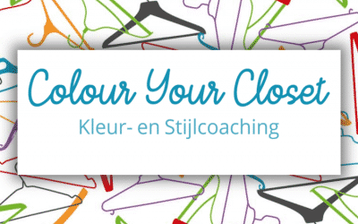 Colour Your Closet